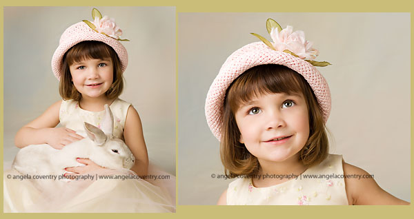 Here comes Peter Cottontail… – Detroit Easter Portraits