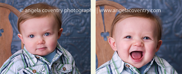 Fun with 'B' and 'B' – Detroit children photographer