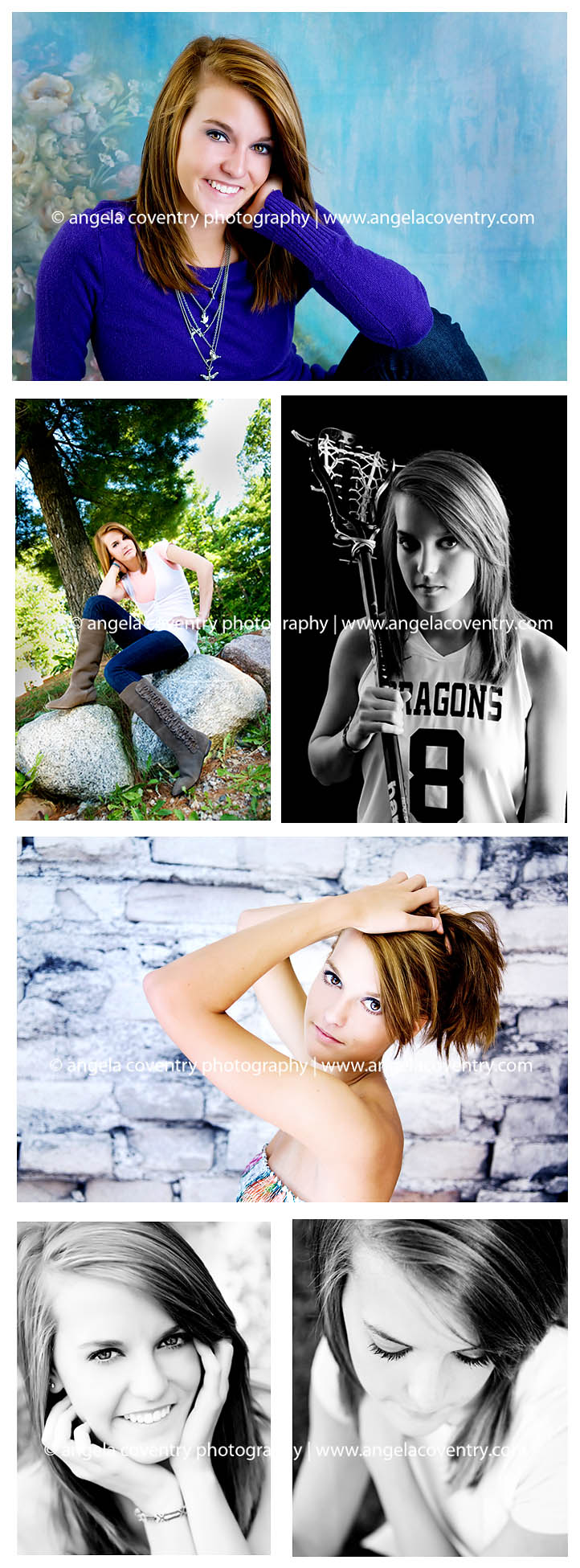 Lake Orion Senior Portraits – Veronica Sneak Peek