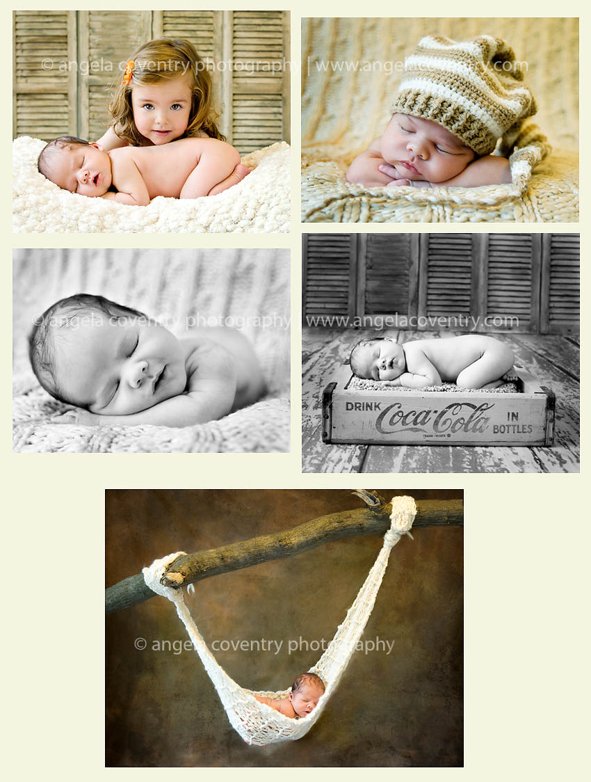 New Big Sister – Detroit Newborn Photographer