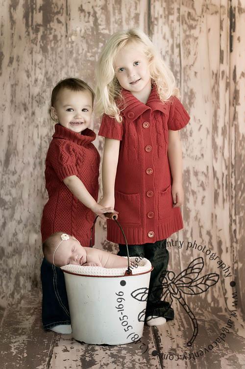 sisters Newborn Photographer Michigan