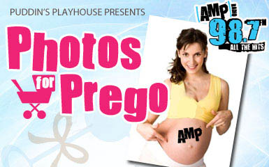 Photos for Prego contest on 98.7 AMP radio – Detroit maternity photographer
