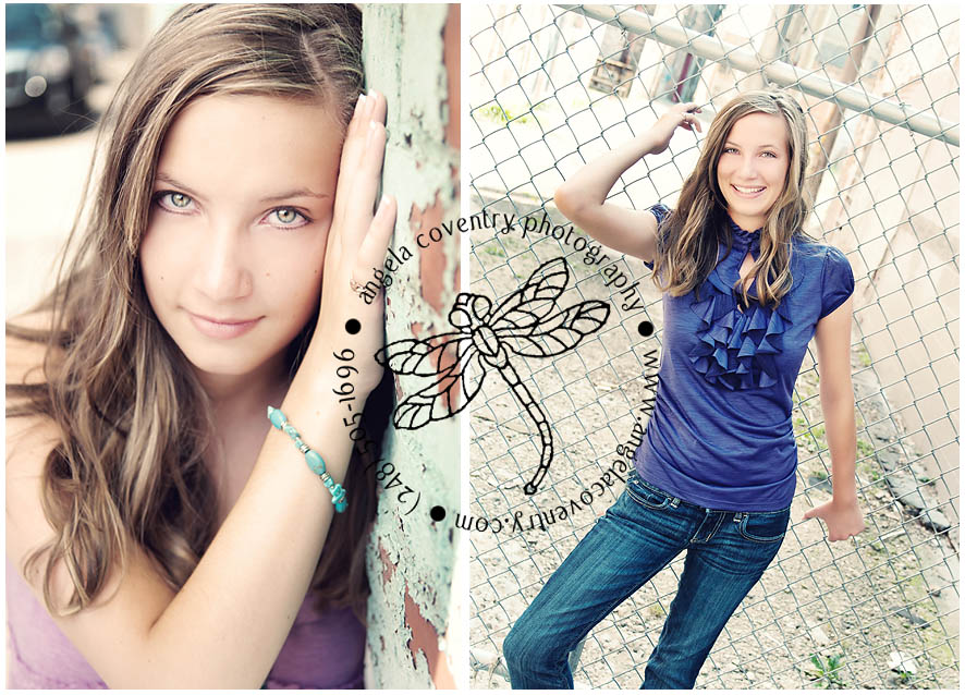 Michigan Senior Pictures – Gabbi