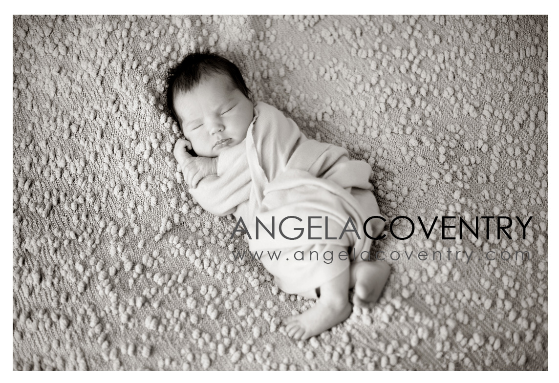 Rochester Hills Photography – Little Newborn