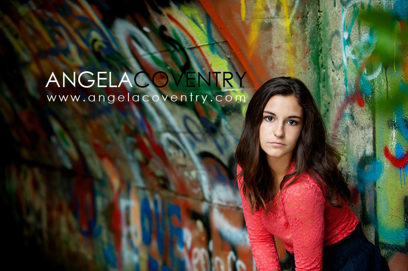 Kate – Lake Orion Senior Portrait Session