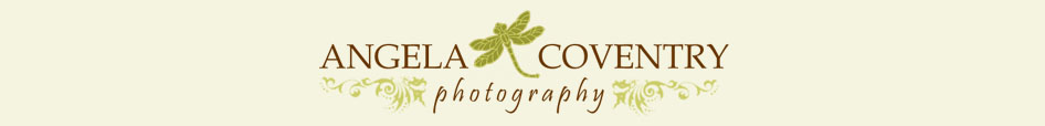 Michigan Photography – Angela Coventry – Senior Newborn Baby Family Photography logo